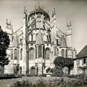 Bourges (18) La cathédrale Saint-Etienne CPA