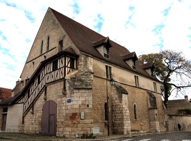 Bourges (18) La Grange aux Dîmes