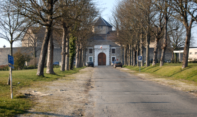 Bourges (18) La Maison d'Arrêt
