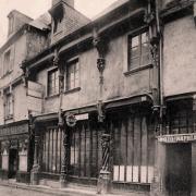 Bourges (18) La Maison de la Reine Blanche CPA