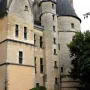 Bourges (18) Le Palais Jacques Coeur