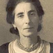 Emma Antoinette Eugénie Bourrié en 1942