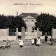 Brézolles (28) L'école de garçons CPA