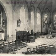 Brézolles (28) L'église CPA