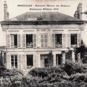 Brézolles (28) La Maison des Médecins CPA