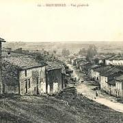 Brouennes meuse cpa