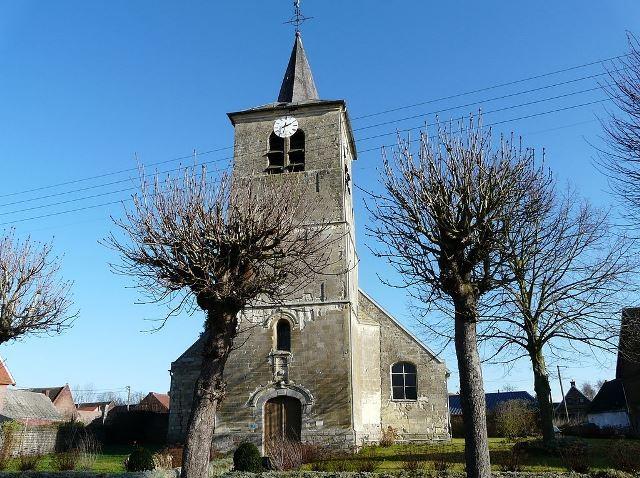 Cagnoncles 59 l eglise saint gery
