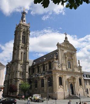 Cambrai 59 la cathedrale