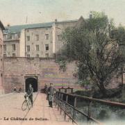 Cambrai 59 le chateau de selles en 1905 cpa