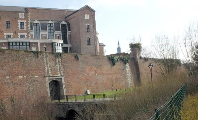 Cambrai 59 le chateau de selles