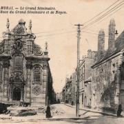 Cambrai 59 le grand seminaire cpa
