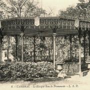 Cambrai 59 le kiosque cpa