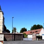 Cattenières (59) L'Eglise Saint-Martin