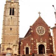 Carnieres 59 l eglise saint germain