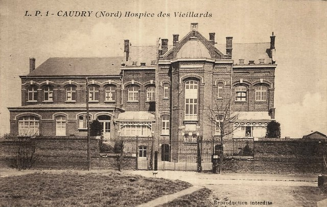 Caudry 59 l hospice cpa