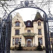 Caudry 59 le chateau santer