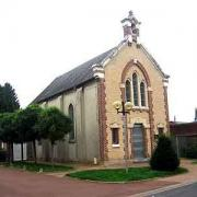Caudry 59 le temple protestant