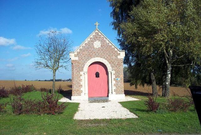 Cauroir 59 la chapelle saint roch
