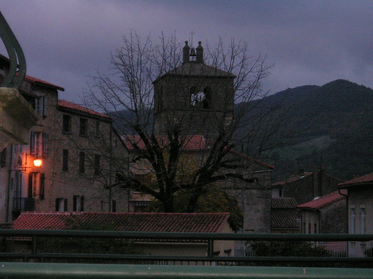 Ceilhes et Rocozels (Hérault) L'église