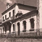 Ceilhes-et-Rocozels (Hérault) La mairie et les écoles CPA