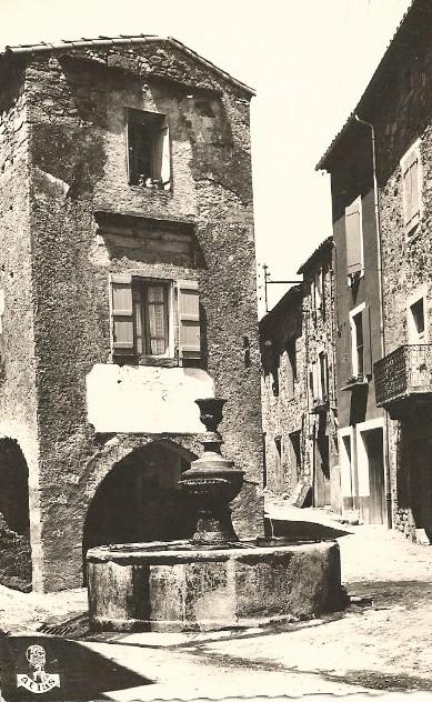 Ceilhes-et-Rocozels (Hérault) Le Griffoul CPA