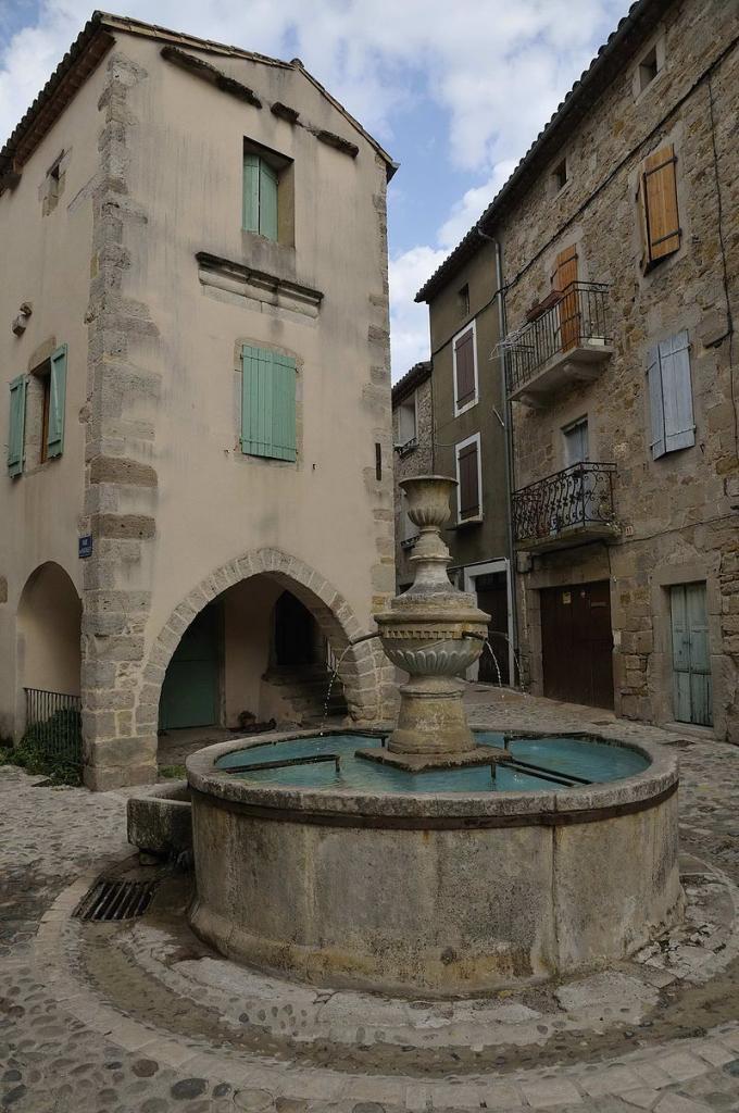 Ceilhes-et-Rocozels (Hérault) Le Griffoul