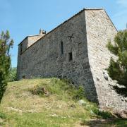 Ceilhes-et-Rocozels (Hérault) Rocozels, l'église