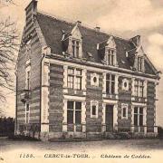 Cercy-la-Tour (Nièvre) Coddes, le château CPA