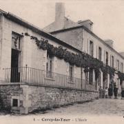 Cercy-la-Tour (Nièvre) L'école CPA