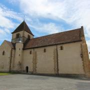 Cercy-la-Tour (Nièvre) L'église Saint Pierre