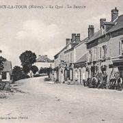 Cercy-la-Tour (Nièvre) La bascule CPA