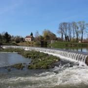 Cercy-la-Tour (Nièvre) Le barrage