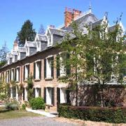 Cercy-la-Tour (Nièvre) Le château Briffault.