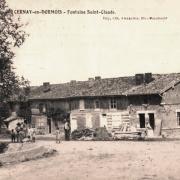 Cernay-en-Dormois (51) La fontaine Saint-Claude CPA
