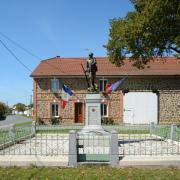 Cernay-en-Dormois (51) Le Monument aux Morts