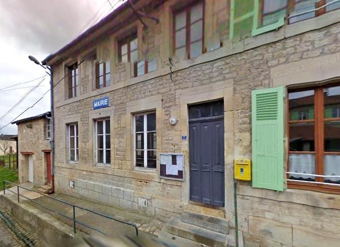 Cesse (Meuse) La mairie