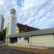 Chalon-sur-Saône (71) Eglise du Sacré-Coeur