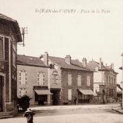 Chalon-sur-Saône (71) Saint-Jean-des-Vignes CPA