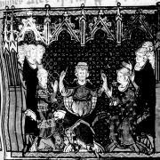 Charles Martel divise le royaume entre Pépin et Carloman