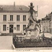 Charly-sur-Marne (Aisne) CPA Hôtel de ville