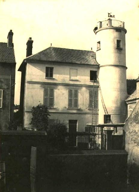 Charly-sur-Marne (Aisne) CPA Maison Cornette