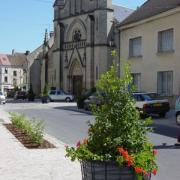 Charly-sur-Marne (Aisne) Eglise Saint Martin