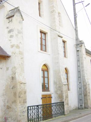 Charly-sur-Marne (Aisne) Couvent des Cordeliers (restauré)
