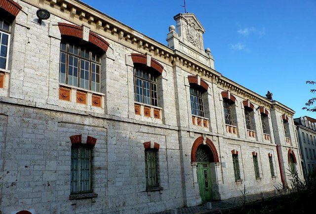 Chartres (28) L'ancien couvent des Cordeliers