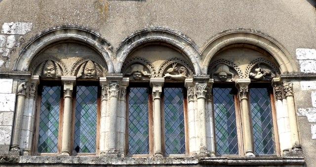 Chartres (28) La maison du 29 rue Chantault