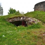 Château-Chinon (Nièvre) Le calvaire