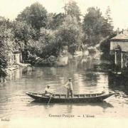 Château-Porcien (08) Hospice CPA