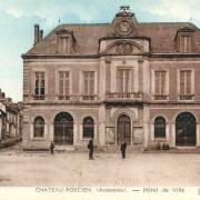 Château-Porcien (08) Mairie CPA