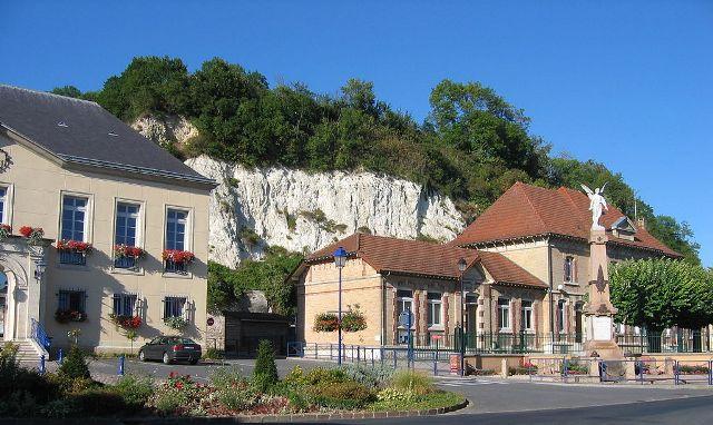 Château-Porcien (08) Mairie