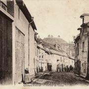 Château-Porcien (08) Rue de Liesse CPA